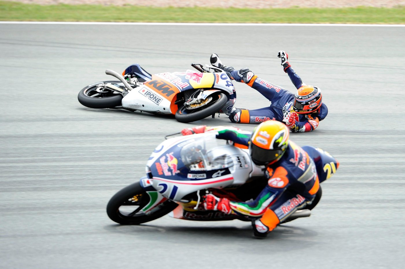 2015 Red Bull MotoGp Rookies Cup  Bo Bendsneyder internationale