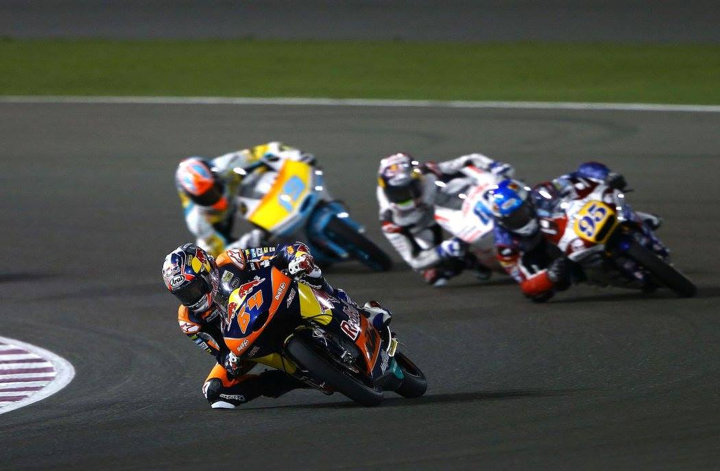 First points in debut race Qatar