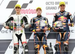 Bendsneyder takes first podium at Silverstone