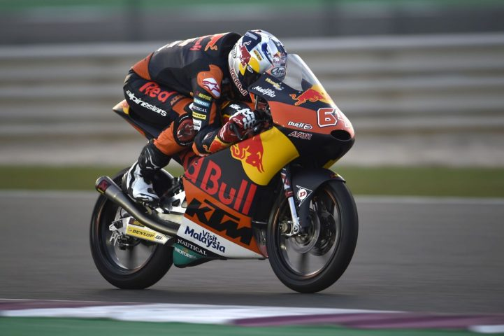 Bendsneyder, Qatar Moto3 Test 17-19th March 2017
