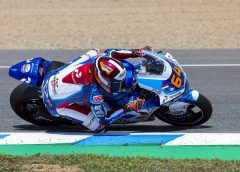 Difficult first day for Bendsneyder in Jerez