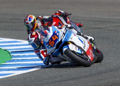 Bendsneyder finishes in the points zone in Jerez